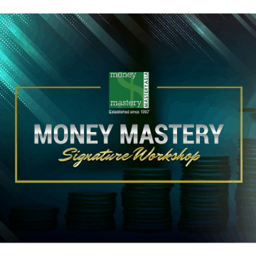 MONEY MASTERY SIGNATURE WORKSHOP