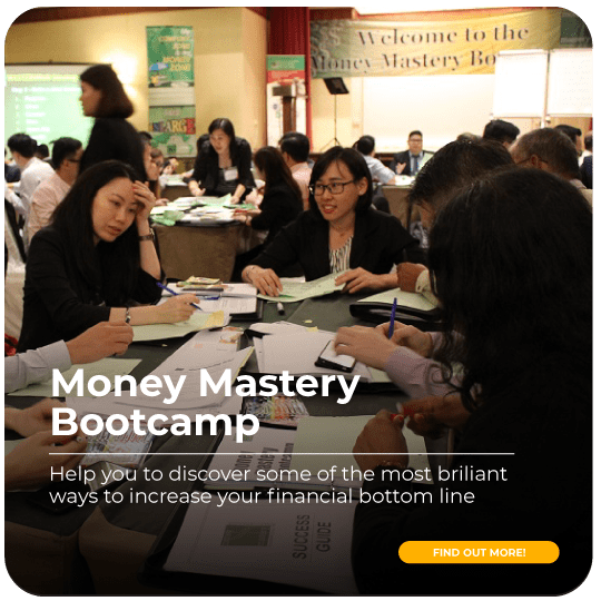 money mastery bootcamp