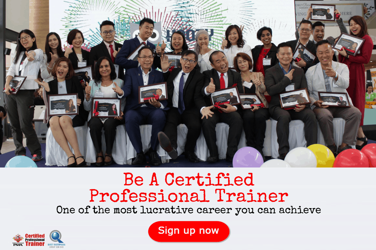 Highly paid Certified Professional Trainer